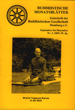 Buddhistische Monatsblätter Nr. 3/2009